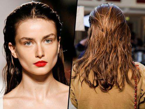 Cheveux-coiffure-effet-mouillé