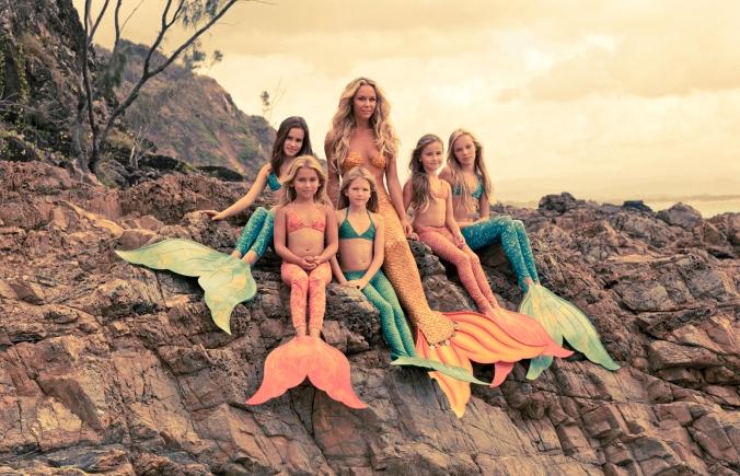 Merfin Mermaid, des plames pour petits et grands !