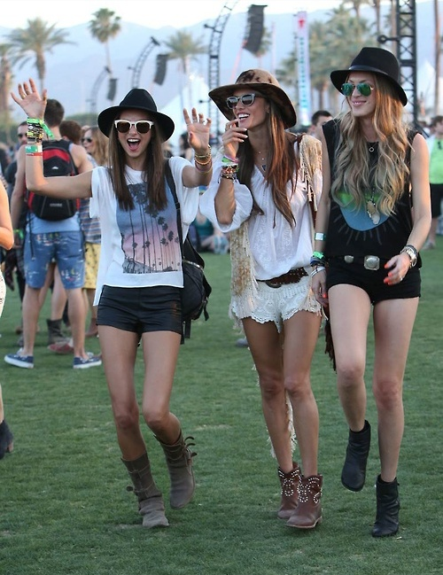 Coachella 2014 style