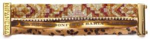 Bracelet léopard Hipanema