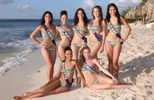 Photo groupe_Hinarere TAPUTU(miss Tahiti)