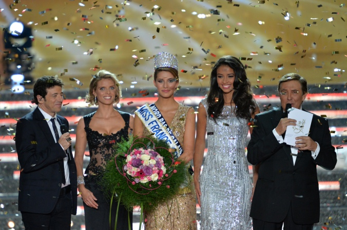 FRANCE-ENTRETAINMENT-BEAUTY-CONTEST-MISS-2015